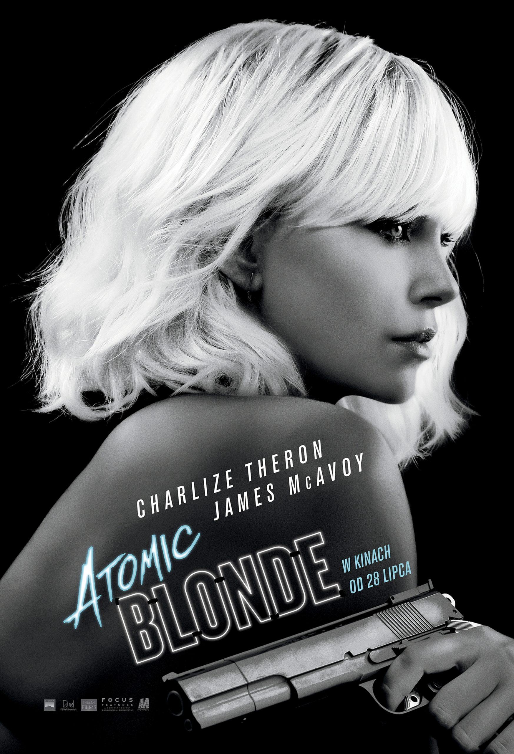 Atomic Blonde   Wieczne lato: Przygoda