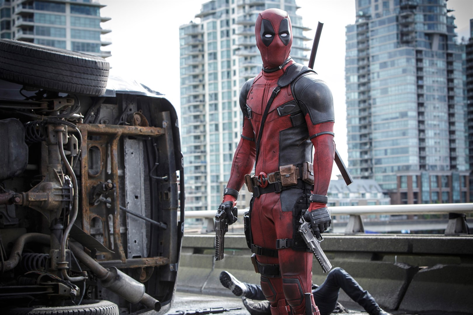 Deadpool | Wieczne lato: przygoda
