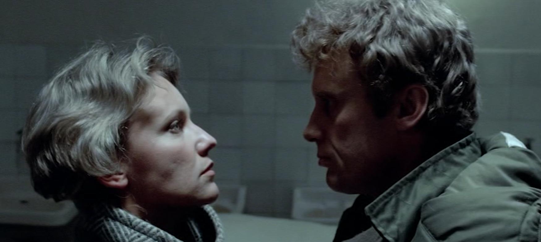 """kadr z filmu, """"Dekalog"""", reż. Krzysztof Kieślowski"""