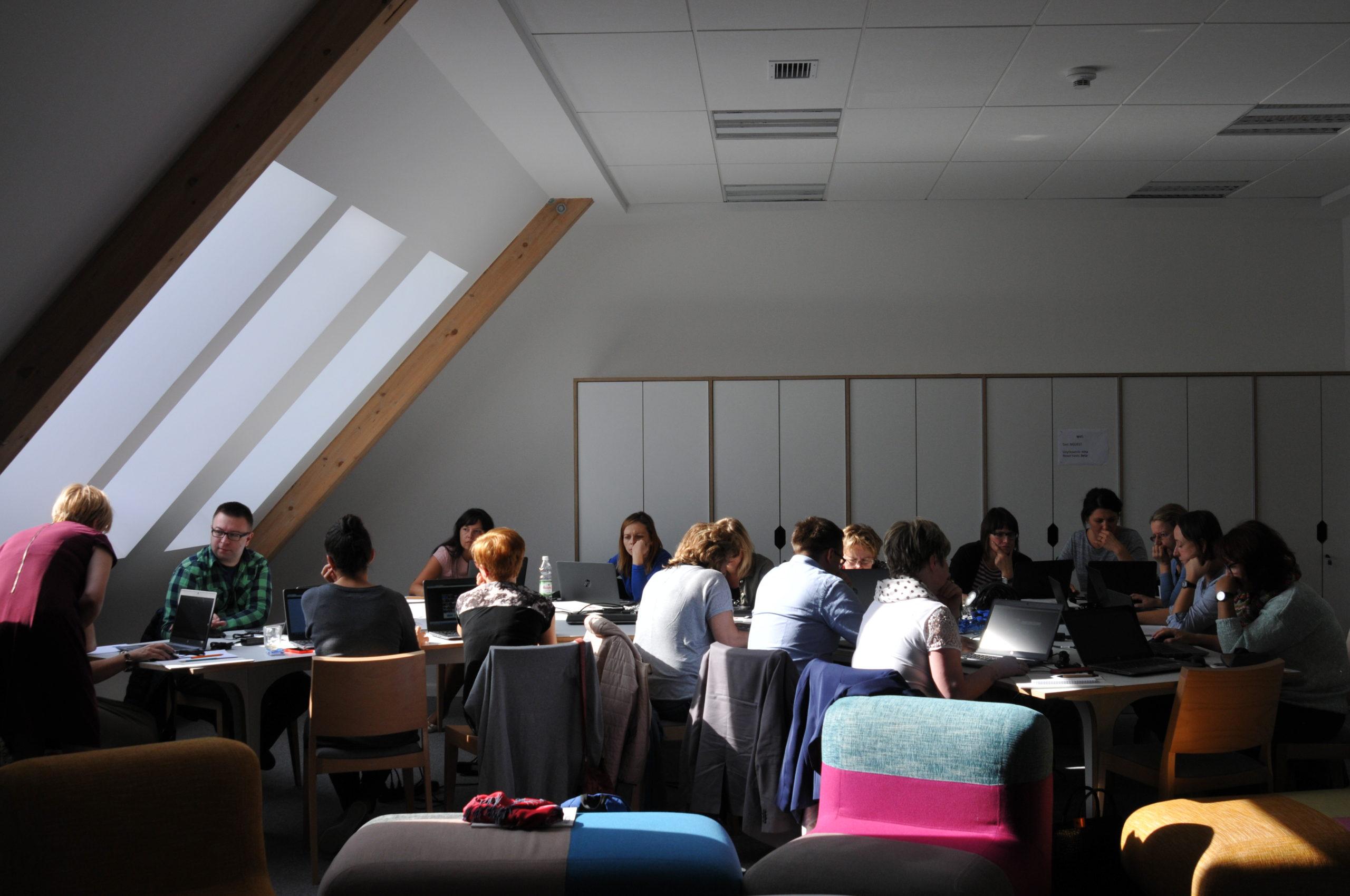 Pracownia 2.0   Cykl szkoleń dla nauczycieli