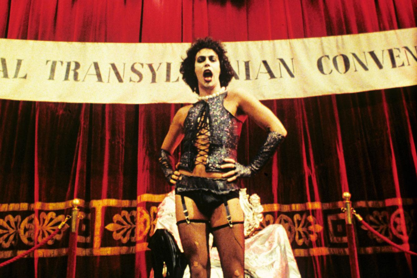 The Rocky Horror Picture Show | Wieczne lato: przygoda