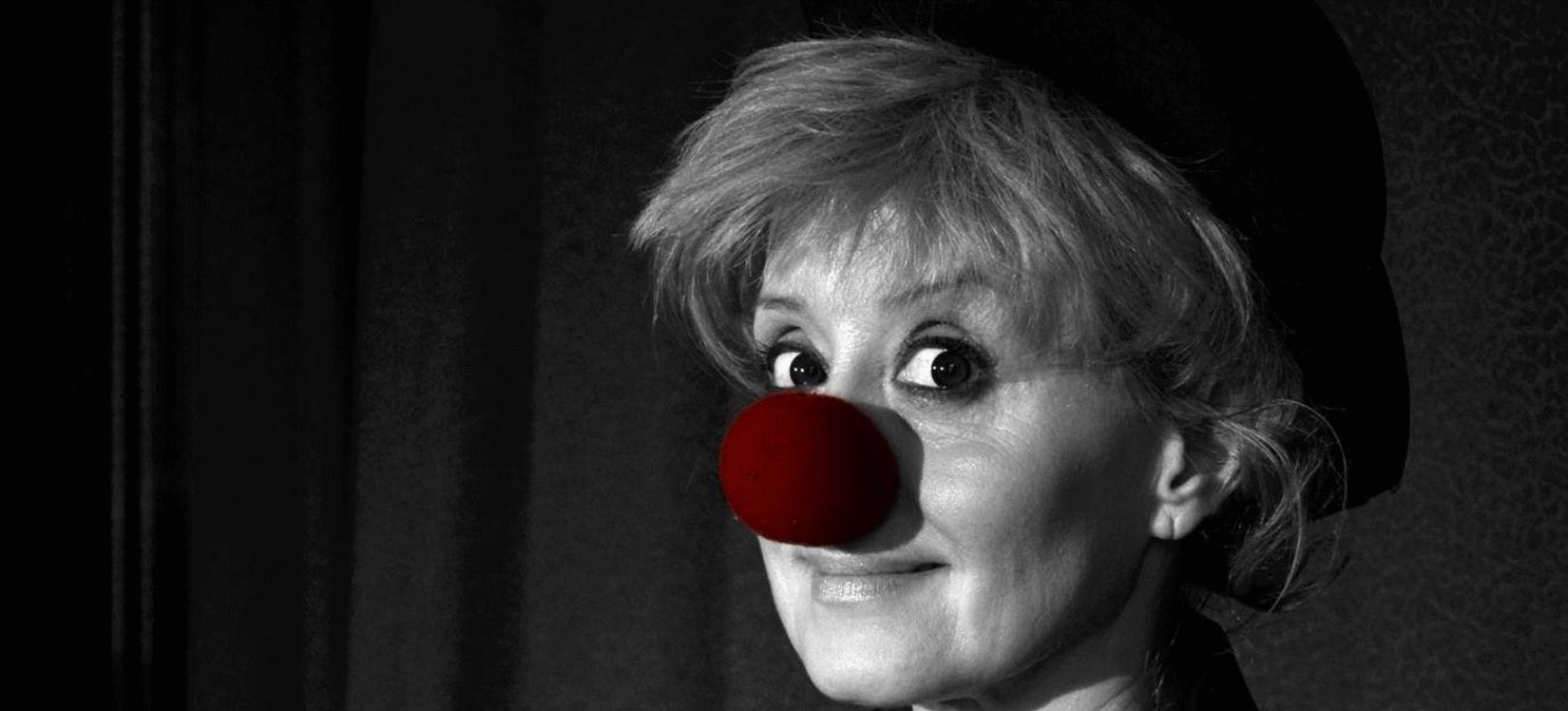 """Monodram """"Nie lubię Pana, Panie Fellini"""", fot. Katarzyna Radoszewska"""