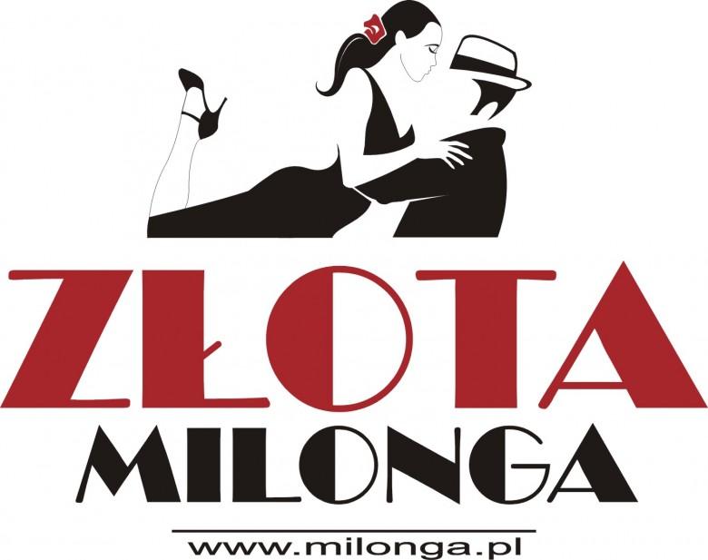 logo szkoły Złota Milonga