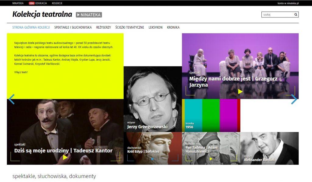 screen ze strony Ninatek.pl