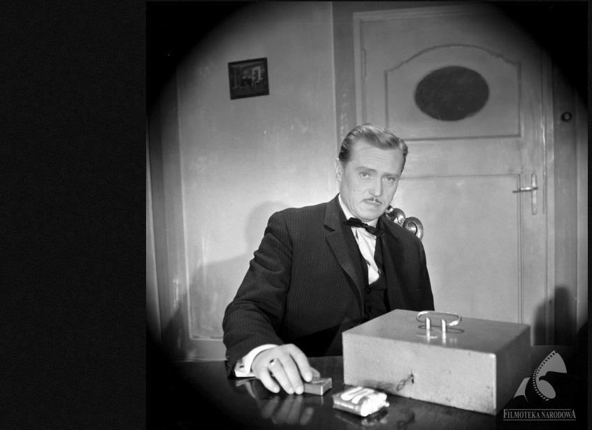 Emil Karewicz w filmie Ostatni kurs
