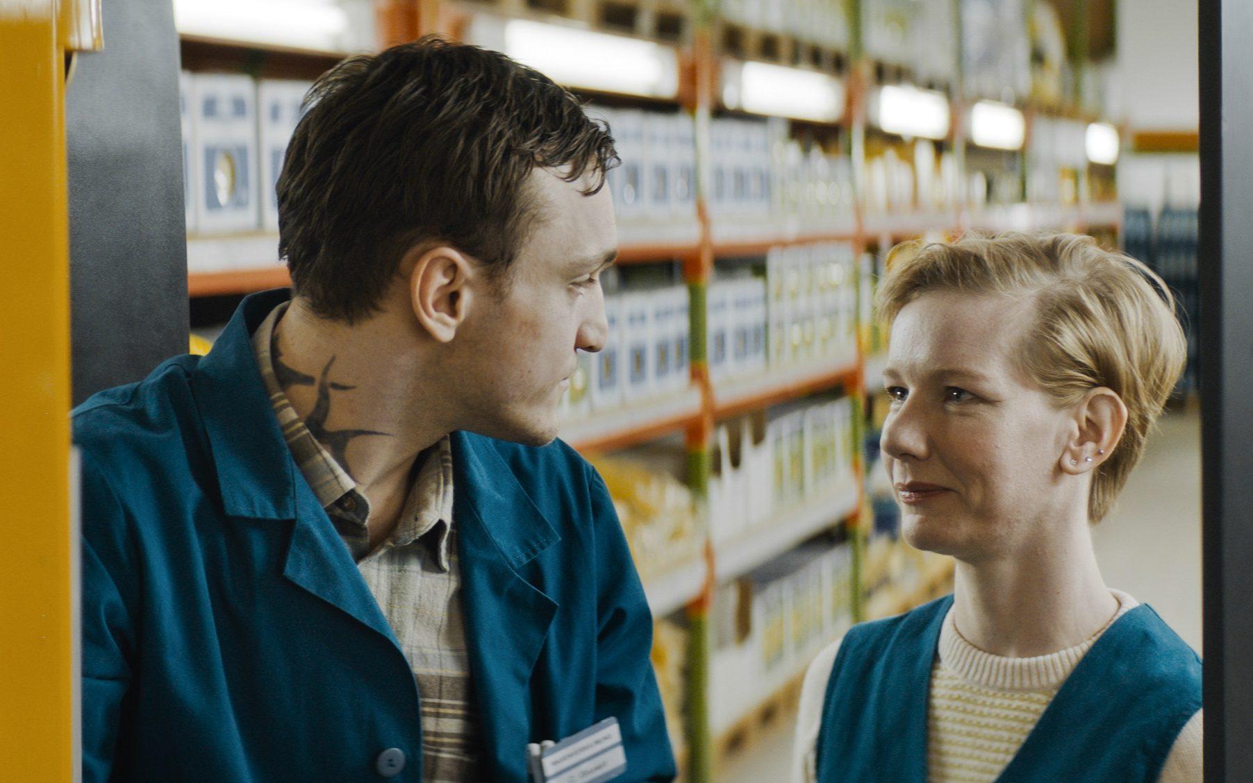 Walc w alejkach, reż. Thomas Stuber | Wieczne lato: Miłość