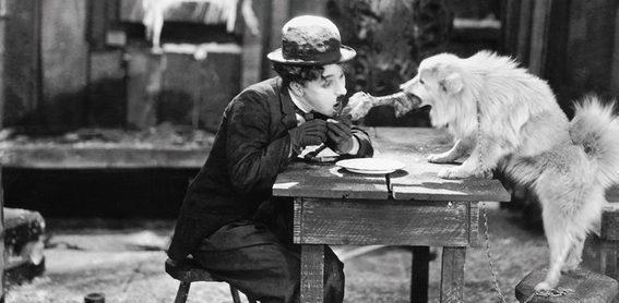 Gorączka złota, reż. Charlie Chaplin   Wieczne lato: Przygoda