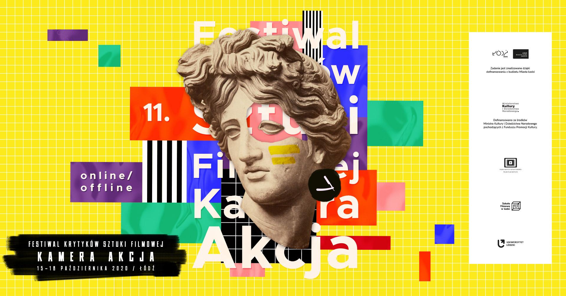 Premiery, hity i wyjątkowi goście. 11. Festiwal Kamera Akcja w dwóch odsłonach