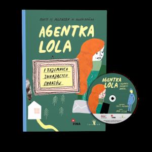 Agentka Lola i tajemnica znikających obrazów (e-book) 0