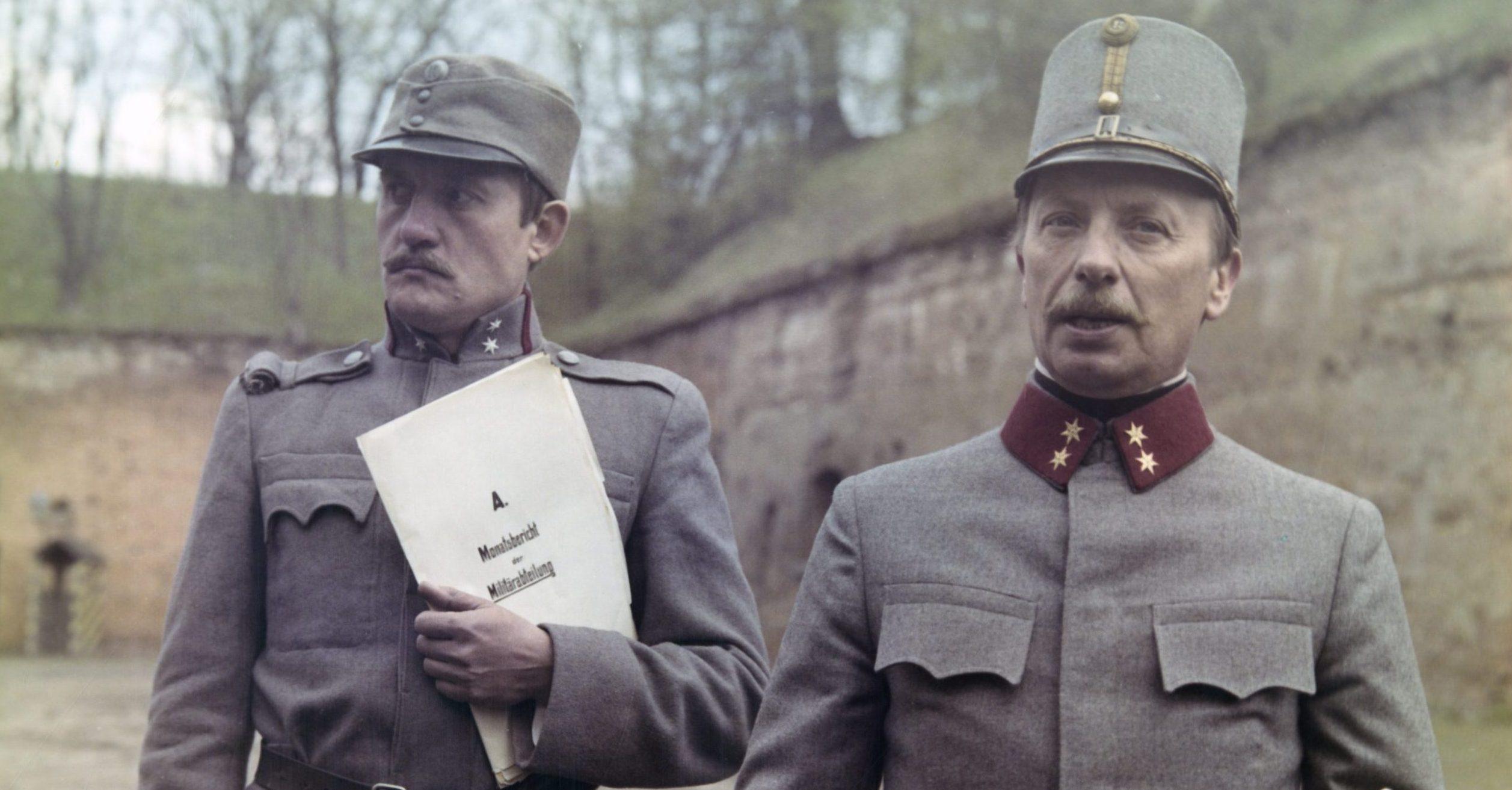 """""""C.K. Dezerterzy"""", reż. Janusz Majewski   Wieczne lato: kino za jeden uśmiech"""