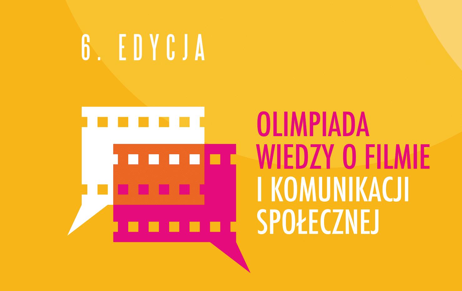 Olimpiada Wiedzy o Filmie i Komunikacji Społecznej 2021
