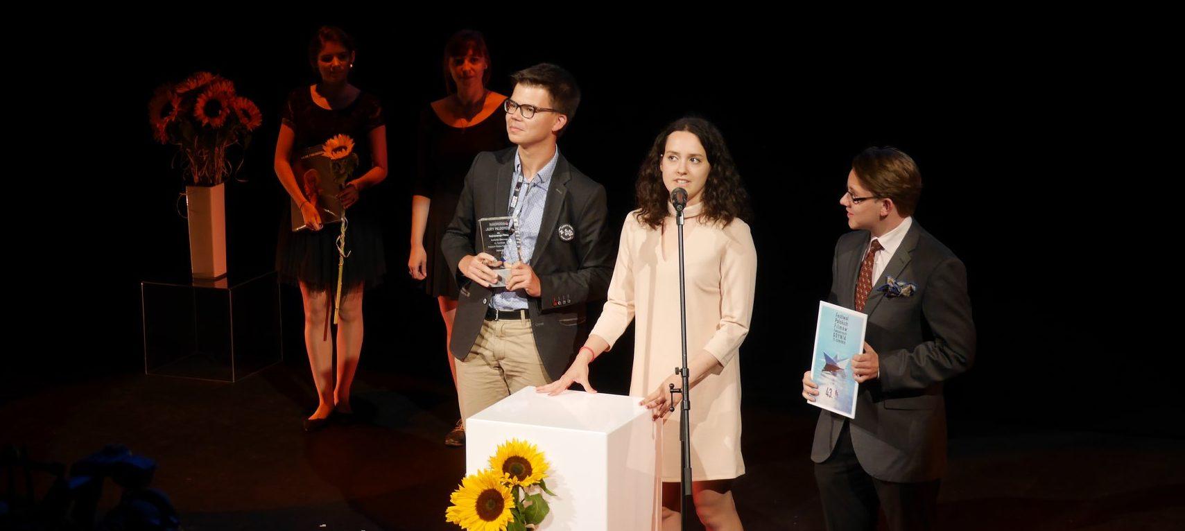 Jury Młodych na Festiwalu w Gdyni!